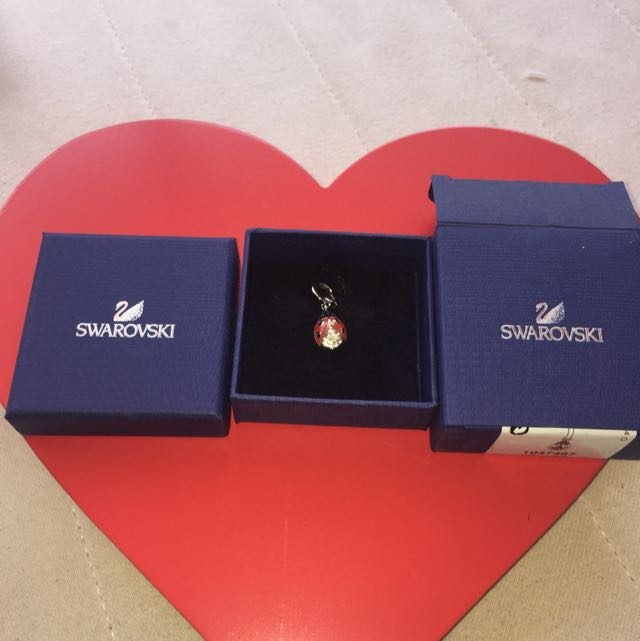 Swarovski charm Authentic