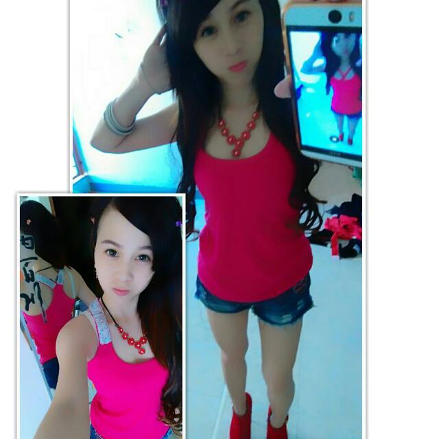 Tantop pink