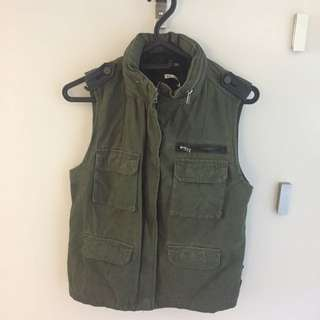 BDG Army Vest