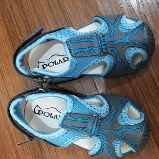 Brandnew Blue Baby Boy Sandals