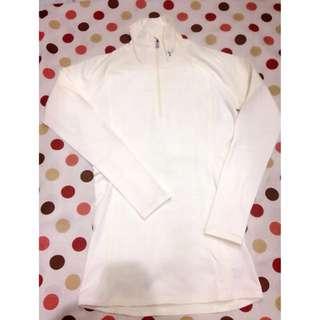 Fitted Coldgear Baju Lengan Panjang
