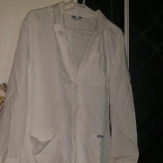 Another Lab Coat