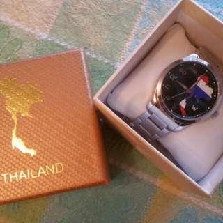 Men Thailand Watch - Map Thai Numbers