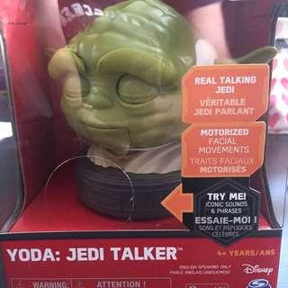 Today: Jedi Talker