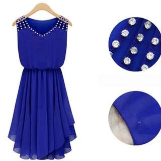 Vestidos Bling Summer Dress