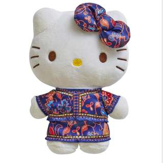 HELLO KITTY : SINGAPORE GIRL
