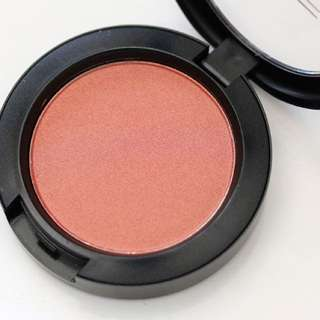 Mac Springsheen Sheer tone Shimmer Blush