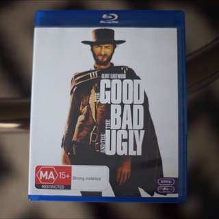 The Good The Bad And The Ugly - Bluray