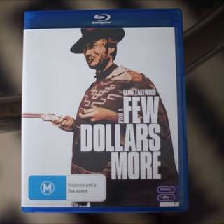 For A Few Dollars More - Bluray