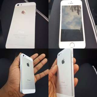 Silver iPhone 5s *Fixed Price*