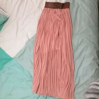 Maxi Skirt From Ice