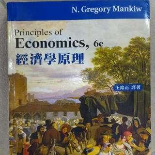 經濟學原理,第六版