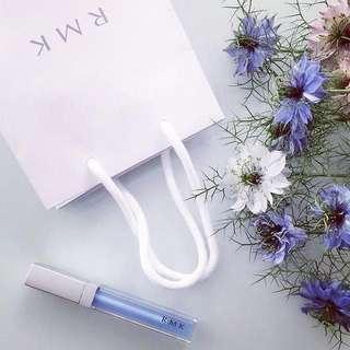 (到貨-超少量)日本超難買!! 限量 RMK BABY BLUE 03號藍色 誘光水感唇蜜