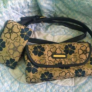 Michaela Sling Bag With Small Pouch