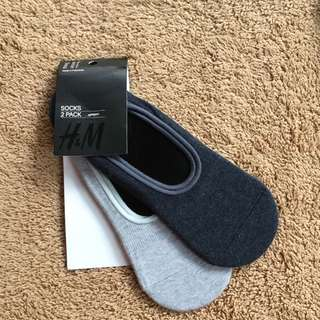 Hidden Socks ( 2pairs )