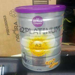 A2 Platinum Baby Formula,  Unopened,  $25 For One,  $100 For 6