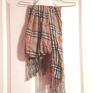 Burberry Scarf Knock Off