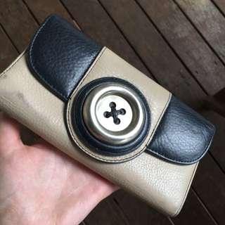 MIMCO Button Wallet
