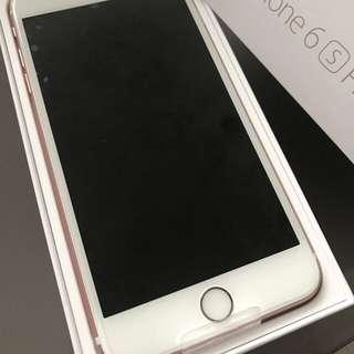 iPhone 6S Plus Rose Gold 64G