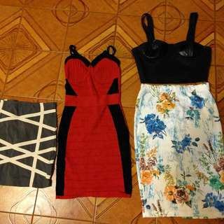Various Going Out Clothes