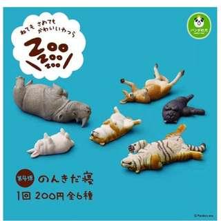 扭蛋)第四彈 Zoozoozoo