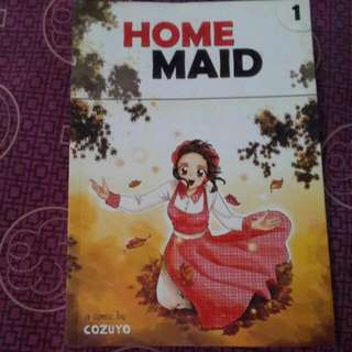 HOME MAID episode 1