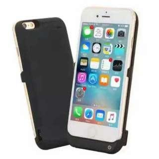 I7 四色 行動電源 背充 iphone 7 iphone plus 背殼充  Iphone 背夾 手機殼