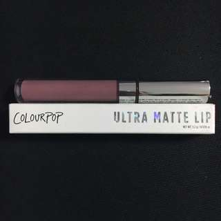 Colourpop Ultra Matte Lumiere 2