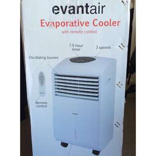 Evantair evaporative cooler