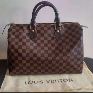 Louis Vuitton Damier 35