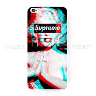 〈予定販売〉1364 - supreme1「 Iphone Original 手機殼」