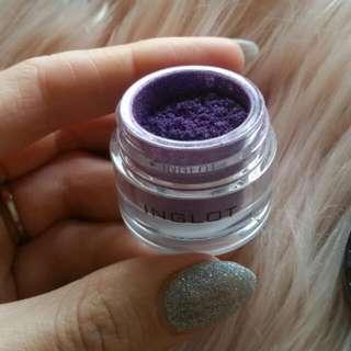 Inglot Purple Eyeshadow Pigment
