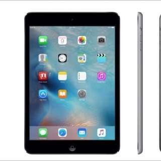 iPad Mini 2 (space grey) 16GB + WiFi + 4G Cellular