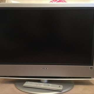 "Fantastic Sony Bravia 26"" LCD TV Inc Digital Box!"