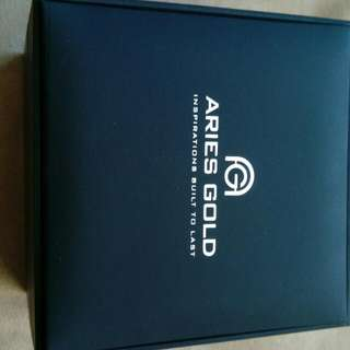 **Reserved** Brand New Aries Gold Ladies Watch