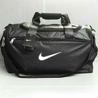 Travel Bag / Duffel Bag Nike Hitam Water Resist