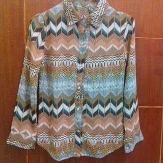 Top Brown Tribal
