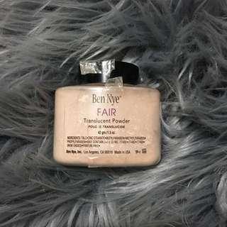 Ben Nye Fair Translucent Powder