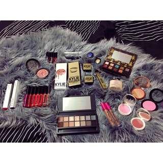 PRICE REDUCED- Mixed Makeup