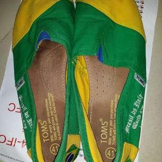 Authentic Toms Shoes Limited Design