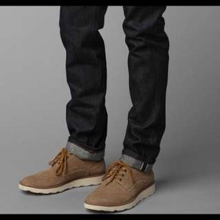 Unbranded UB201加拿大 naked& famous 副牌