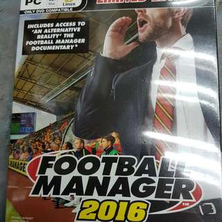Football Manager 2016 (LATEST EDITION)