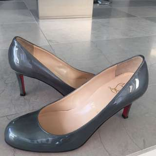 Christian Louboutin Simple Pumps 70mm Size 36
