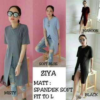 NEW! Blouse ZY (dress Bkk/ Dress Ziya/ Baju Bangkok/ Dress Murah/ Slit Dress/ H&m/ Forever21/ Outer/ Clutch)
