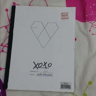 EXO The First Album 'XOXO'