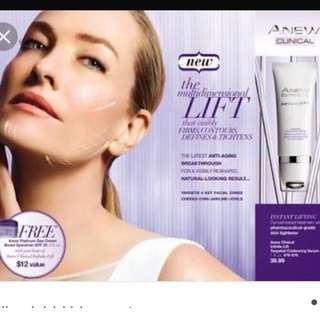 ANEW Clinical Infinite Lift Targeted Contouring System