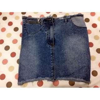 Rok Jeans Blink