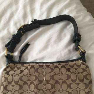 Authentic COACH handbag