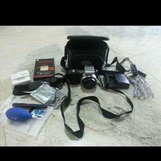 Sony Alpha Nex3 Mirrorless Camera