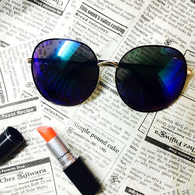 藍光鏡片太陽眼鏡